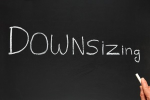 Downsizing-in-words
