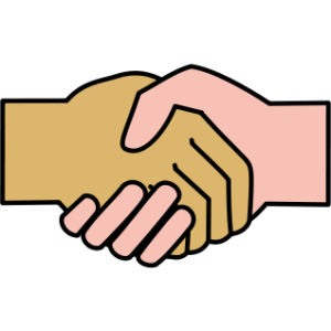 318px-Handshake_icon.svg