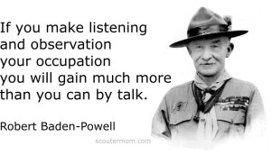 Listening-and-Observation