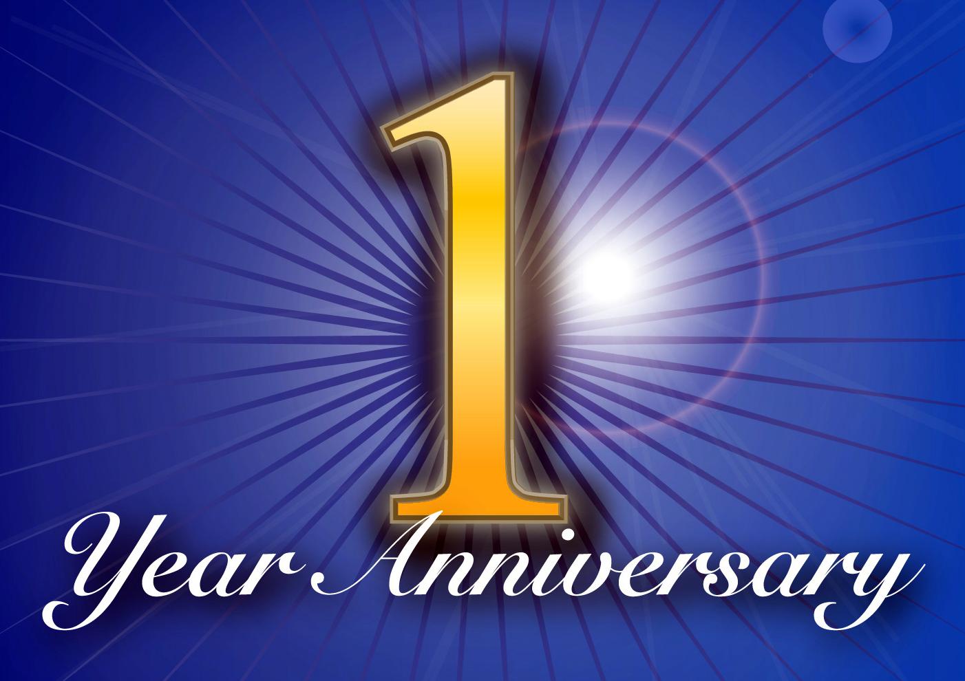 The super organizer universe year anniversary