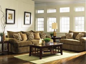 living-room-with-brown-furniture-1538