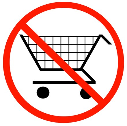 Image result for no grocery shopping challenge